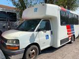 2010 Chevrolet Express Van, VIN # 1GB6G3A61A1111232