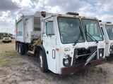2010 Mack LEU613 Residential Side Loader Garbage Truck, VIN # 1M2AU02C5AM004440