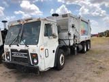 2010 Mack LEU613 Residential Side Loader Garbage Truck, VIN # 1M2AU02C9AM004442