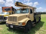 1995 International 4700 Bucket Truck, VIN # 1HTSCAAL3SH655565