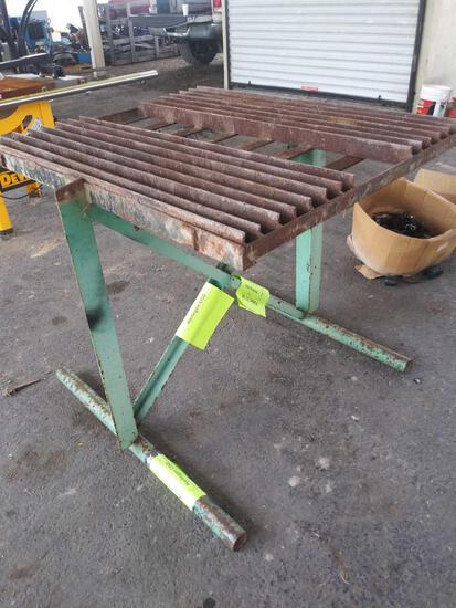 Heavy Duty Welding Table (Pallet #37M)