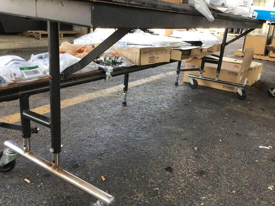 (3) Cafeteria Table/Benches