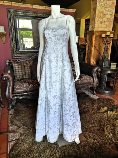 NIGHT DRESS. BRAND MASQUERADO. SIZE 11. PRICE $275