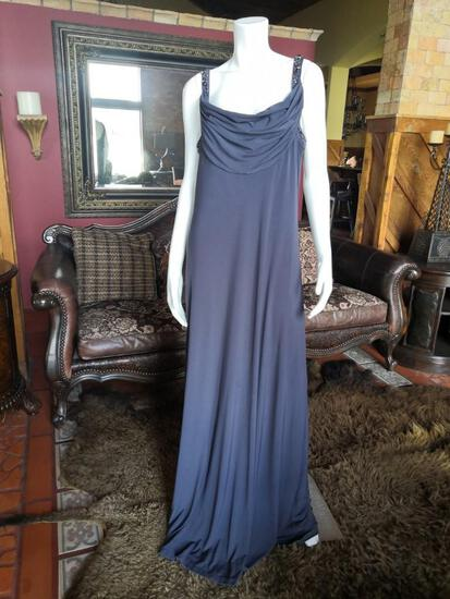 NIGHT DRESS. BRAND CALVIN KLEIN. SIZE 16. PRICE $250
