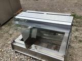 Halo Heat Hot Cabinet/Display