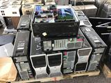 Pallet w/CPU Computers, Dell T-5500
