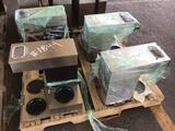 Pallet w/Coffee Makers (4)