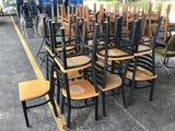 13 Cafeteria Chairs