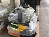 Pallet w/Printers, Monitors, Cables (Pallet #75A)