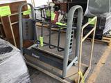 Pallet w/1 Chair Rack, 1 Metal Rack (Pallet #132F)