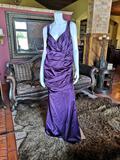 NIGHT DRESS. BRAND DAVID'S BRIDAL. SIZE 24. PRICE $275