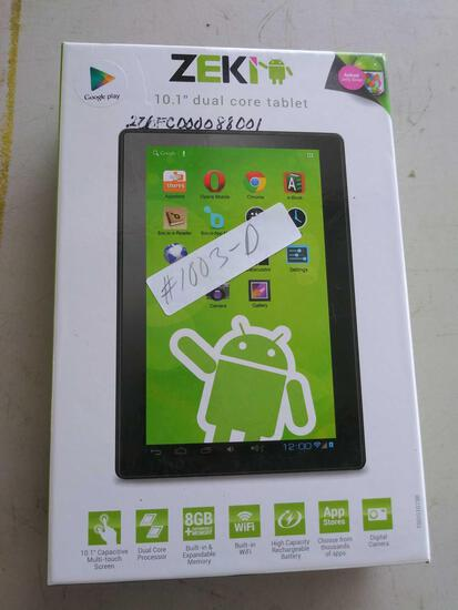 Zeki Tablet