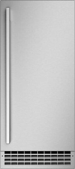 Monogram - Ice Maker Door Kit - Stainless steel