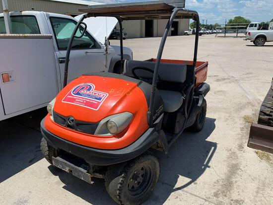 Kubota RTV 500 Utility Vehicle 4x4