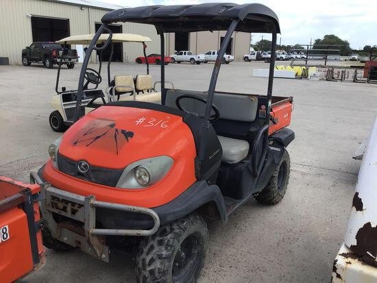 Kubota RTV 500 Utility Vehicle