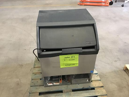(1) Scotsman Ice Maker, Model# CU1526SA-1A