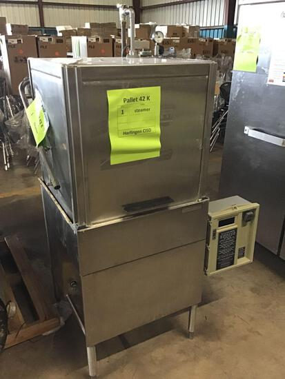 (1) Hobart Dishwasher Steamer