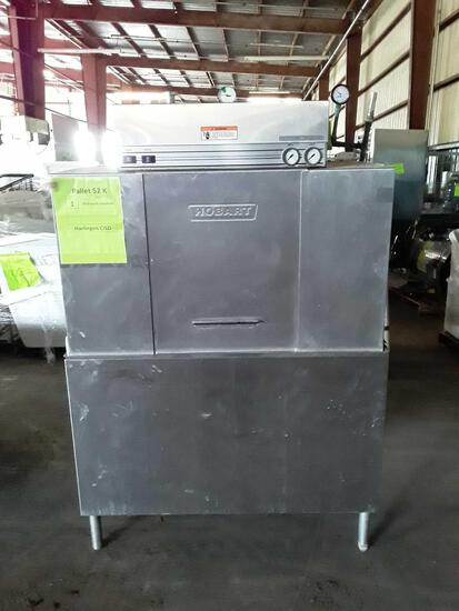 Hobart Commercial Dishwasher Machine, C44A