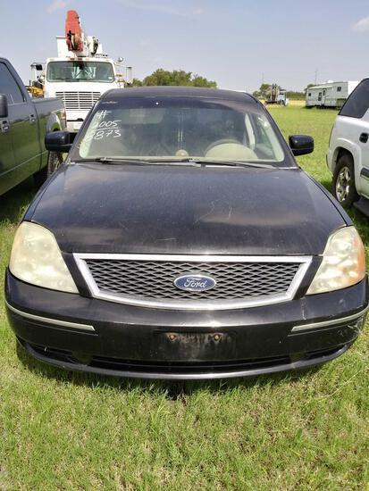 2005 Ford Five Hundred Passenger Car, VIN # 1FAFP231X5G158873