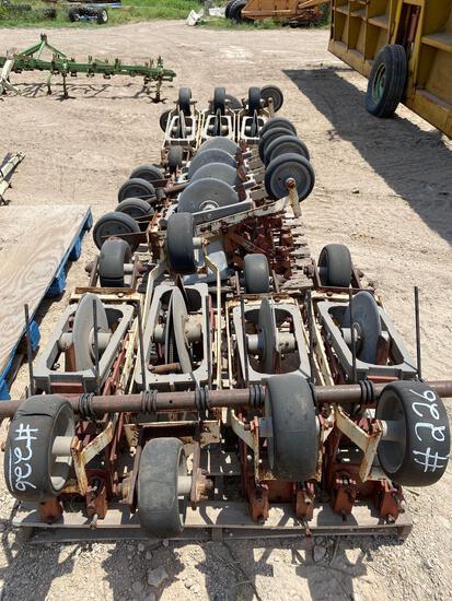 3-Pallets w/Miltor Precision Planters (12)