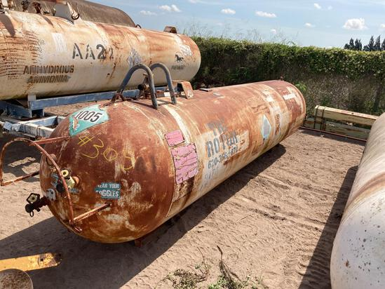 1,000 Gal. Fuel Tank