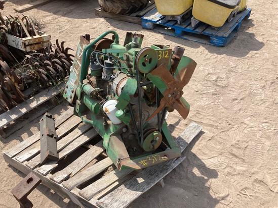 3-Cyl. Gas Engine