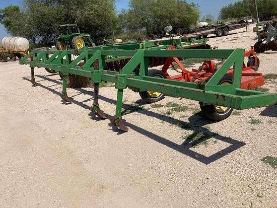 30Ft- Triple Bar Cultivator