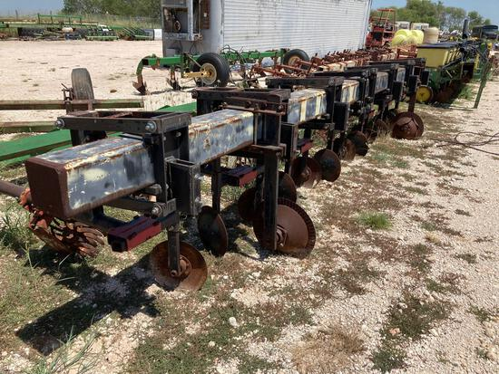 6- Row Rolling Cultivator
