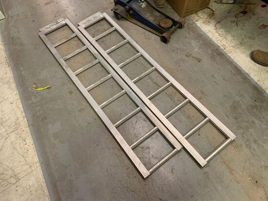 Aluminum Ramps (Room 405)