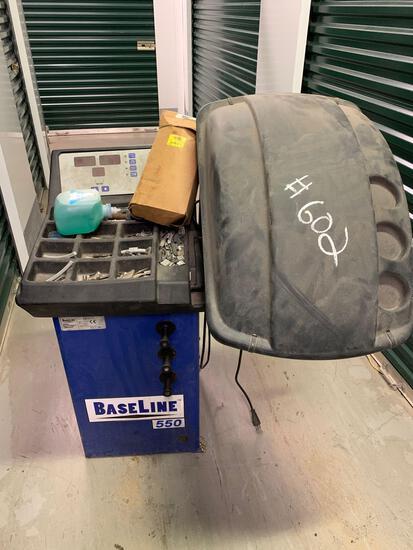 Baseline 550 Tire Balancer, Srl# CMB1511110 (Room 406)