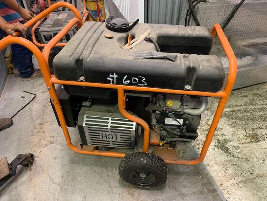 Generac GP 1500 E Generator, 22,500 Starting Watts, 15,000 Running Watts (Room 406)