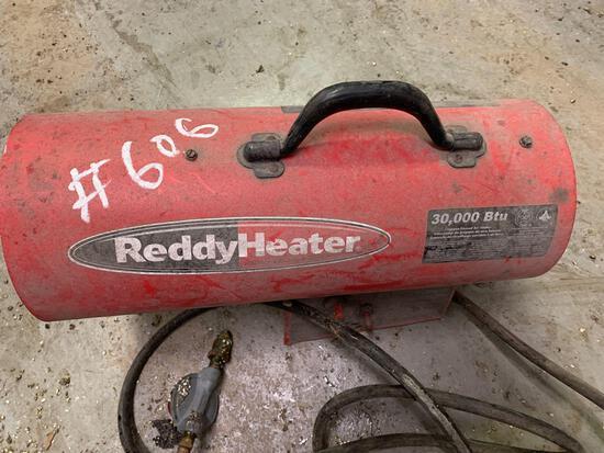 30,000 BTU Reddy Heater (Room 406)