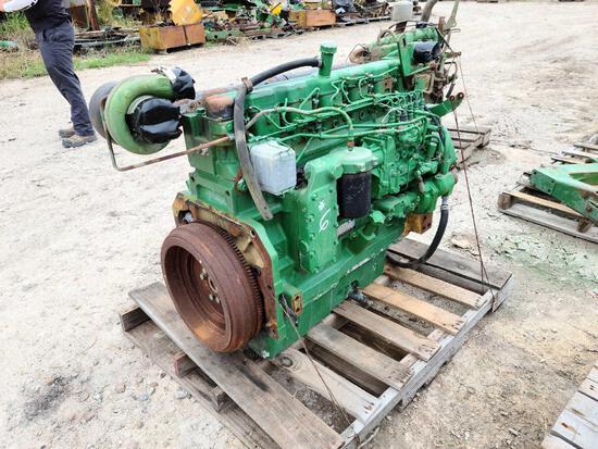JD CTS Engine 6076HH0346076H594010