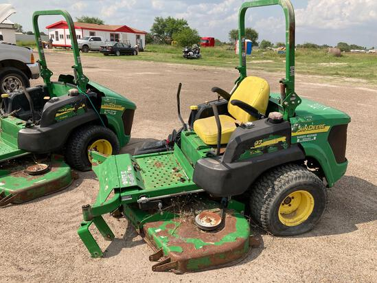 John Deere 997 Mower, S#TC997SC041641 (INCOMPLETE MISSING PARTS)