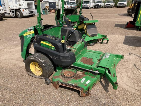 John Deere 997 Mower (MISSING PARTS, INCOMPLETE) S#TC997SC041637