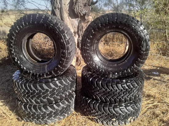 6- TOYO tires 315/75R16