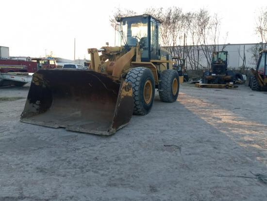 Caterpillar 938G Wheel Loader, Hours 7870