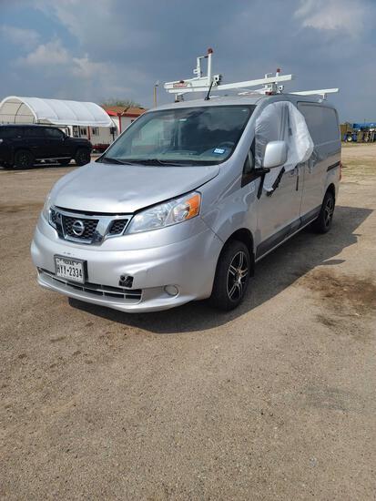 2013 Nissan NV200 Van, VIN # 3N6CM0KNXDK692418