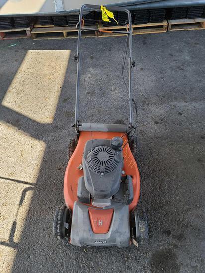 (1) Orange ''H'' AWD Push Mower