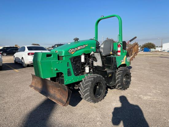 2016 Ditch Witch RT45 Trencher