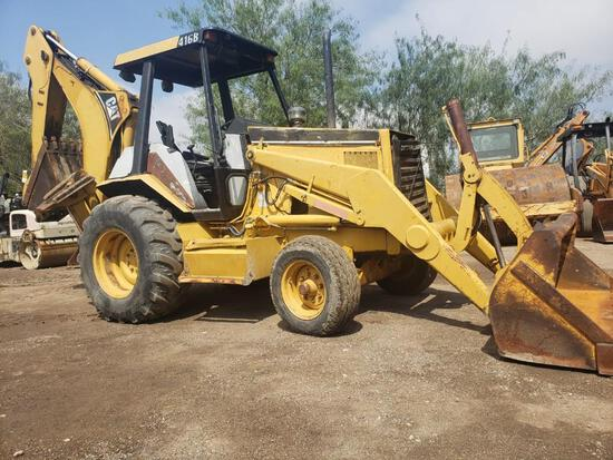 1995 CATERPILLAR 416B 4X2 BACKHOE
