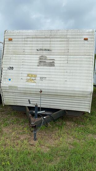 2006 Gulf Stream Cavalier 30FT Trailer, VIN # 1NL1GTR2161045225