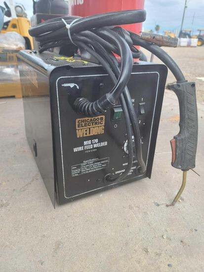 Chicago Electric Welding