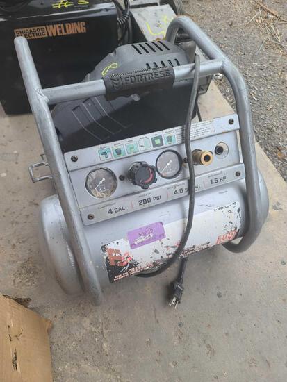 Fortress Air Compressor