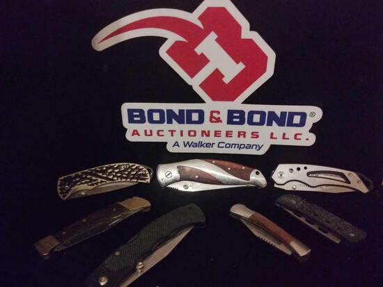 Lot w/Pocket Knifes