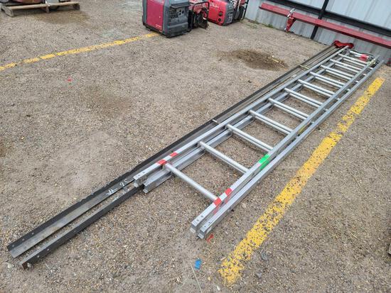 Extendable Ladder