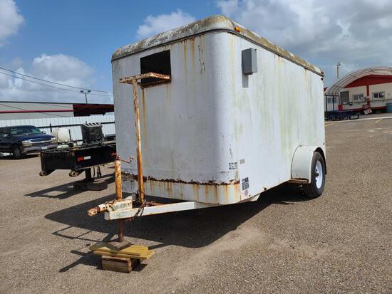 6 x 12' Food Truck