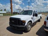2008 Ford F-250 Pickup Truck, VIN # 1FTSX20R48ED30575