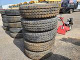Lot w/(5) Tires