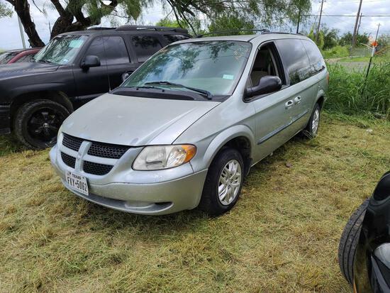 2003 Dodge Grand Caravan Van, VIN # 2D4GP44R13R365343